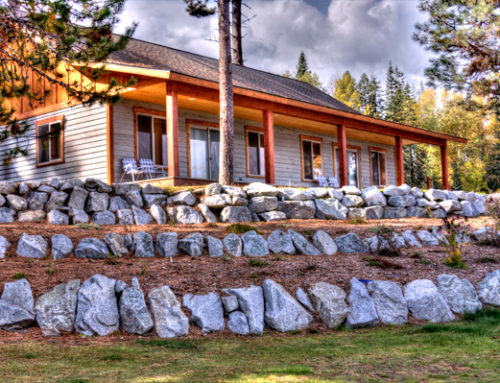 Priest Lake Marina-Cabins/Showroom/Beach Bar